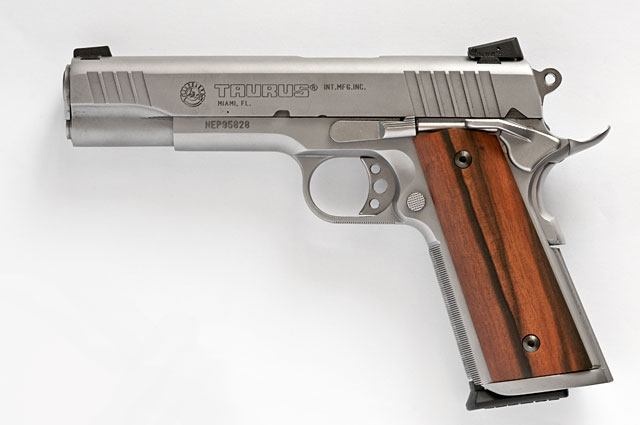 Magwell For Taurus Pt1911 1911forum